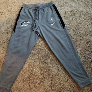 Cleveland Cavs nike showtime performance pants